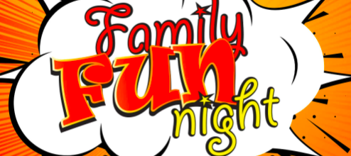 2021 Family Fun Night